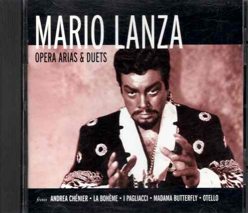 CDs | Mario Lanza Institute & Museum