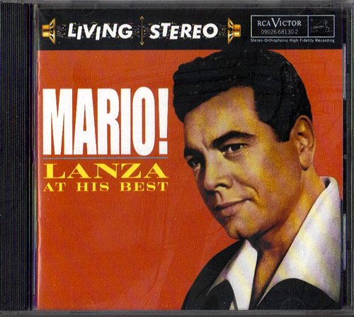 Best of Mario Lanza